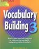 Ebook Vocabulary building workbook 3