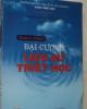 Giáo trình Đại cương Lịch sử triết học - TS. Bùi Văn Mưa, TS. Nguyễn Ngọc Thu