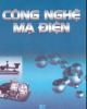 Ebook Công nghệ mạ điện - Nguyễn Văn Lộc