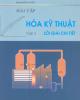 Ebook Bài tập Hóa kỹ thuật (Tập 2) - Phạm Hùng Việt