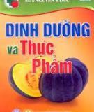 Ebook Dinh dưỡng và thực phẩm - BS. Nguyễn Ý Đức