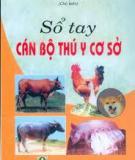 Ebook Sổ tay cán bộ thú y cơ sở - NXB Nông nghiệp