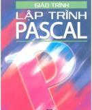Giáo trình Lập trình Pascal - NXB Giáo dục