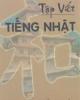Ebook Tập viết tiếng Nhật - Quang Đạo