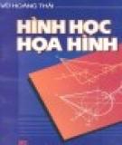 Ebook Hình học - Họa hình: Phần 1 - Vũ Hoàng Thái