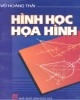 Ebook Hình học - Họa hình: Phần 2 - Vũ Hoàng Thái