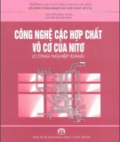 Ebook Công nghệ các hợp chất vô cơ của Nitơ (Công nghệ Đạm): Phần 1 - Nguyễn Hoa Toàn, Lê Thị Mai Hương