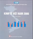 Ebook Kinh tế Việt Nam 2006: Phần 1 - NXB Tài chính