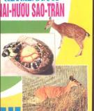 Cẩm nang nuôi nai - huơu sao - trăn  - Việt Chương (Soạn giả)