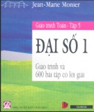 Giáo trình Toán Đại số: Tập 5 - NXB Giáo dục