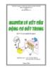 Ebook Nguyên lý kết cấu động cơ đốt trong - Võ Văn Nhuận, ThS. Nguyễn Văn Trạng