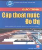 Giáo trình Cấp thoát nước đô thị - NXB Hà Nội