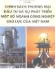 Ebook Chính sách thương mại, đầu tư và sự phát triển một số ngành công nghiệp chủ lực của Việt Nam: Phần 2 - Võ Đại Lược