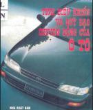 Ebook Tính điều khiển và quỹ đạo chuyển động của ô tô - PTS. Nguyễn Khắc Trai