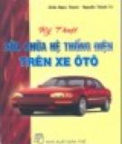 Ebook Kỹ thuật sửa chữa hệ thống điện trên xe ô tô: Phần 2 - Châu Ngọc Thạch