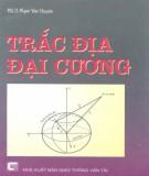 Ebook Trắc địa đại cương: Phần 2 - PGS.TS. Phạm Văn Chuyên