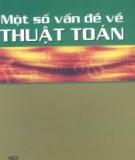 Ebook Một số vấn đề về thuật toán - Nguyễn Hữu Điển