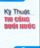 Ebook Kỹ thuật thi công dưới nước - Phạm Huy Chính