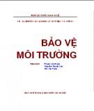 Giáo trình Bảo vệ môi trường - NXB ĐHQG Hà Nội