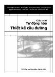 Giáo trình Tự động hóa thiết kế cầu đường- Lê Quỳnh Mai (chủ biên)