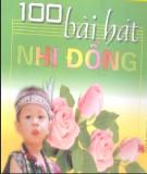 Ebook 100 bài hát nhi đồng - NXB Hà Nội