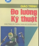 Giáo trình Đo lường kỹ thuật - Chủ biên: KS. Nghiêm Thị Phương