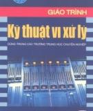 Giáo trình Kỹ thuật vi xử lý - KS. Chu Khắc Huy