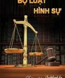 Bình luận khoa học bộ luật hình sự: Tập 7 - Đinh Văn Quế