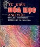 Ebook Từ điển Hóa học Anh-Việt - NXB Khoa học và Kỹ thuật