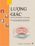 Ebook Lượng giác - Một số chuyên đề và ứng dụng: Tập 3 - Võ Anh Khoa, Hoàng Bá Minh