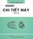 Ebook Chi tiết máy: Tập 2 - Nguyễn Trọng Hiệp