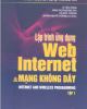 Ebook Ứng dụng Web Internet và mạng không dây - Huỳnh Quyết Thắng