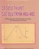 Ebook Cơ sở lý thuyết các quá trình Hóa học - Vũ Đăng Độ