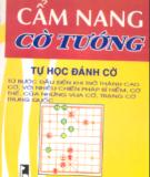 Ebook Cẩm nang cờ tướng - Tự học đánh cờ: Phần 1 - Thiếu Lãng Quân, Nguyễn Tài Bình