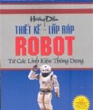 Ebook Hướng dẫn thiết kế, lắp ráp robot từ các linh kiện thống dụng - Trần Thế San