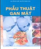 Ebook Phẫu thuật gan mật (Phần 1) - NXB Y học