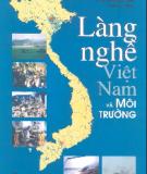Ebook Làng nghề Việt Nam và môi trường - Đặng Kim Chi (chủ biên)