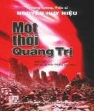 Ebook Một thời Quảng Trị: Phần 1 - Nguyễn Huy Hiệu