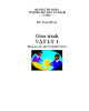 Giáo trình Vật lý 1: Phần 2 - ThS. Trương Thành