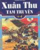 Ebook Xuân Thu tam truyện: Tập 4 - Khổng Tử