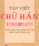 Ebook Tập viết chữ Hán: Phần 1 - ThS. Trần Thị Thanh Liêm