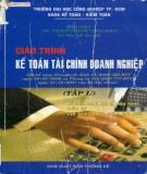 Giáo trình Kế toán tài chính doanh nghiệp (Tập 2): Phần 1 - TS. Trần Phước (chủ biên)
