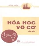 Ebook Hóa học vô cơ (Tập 1) - Hoàng Nhâm