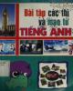 Ebook Bài tập và các thì mạo từ tiếng Anh: Phần 1 - Thanh Huyền