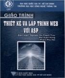 Giáo trình Thiết kế và lập trình Web với ASP: Phần 2 - NXB ĐHQG TP.HCM