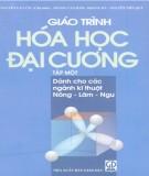 Giáo trình Hóa học đại cương (Tập 1): Phần 1 - Nguyễn Văn Tấu (chủ biên)