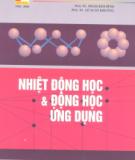 Giáo trình Nhiệt động học & động học ứng dụng - PGS.TS. Phạm Kim Dĩnh, PGS.TS. Lê Xuân Khuông