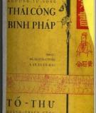 Ebook Thái công binh pháp: Phần 1
