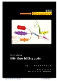 Ebook Bí kíp Hóa học kiến thức bị lãng quên - Kaitorkid
