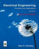 Ebook Electrical Engineering: Principles and Applications